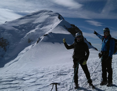 Programa Mont Blanc 4.810m