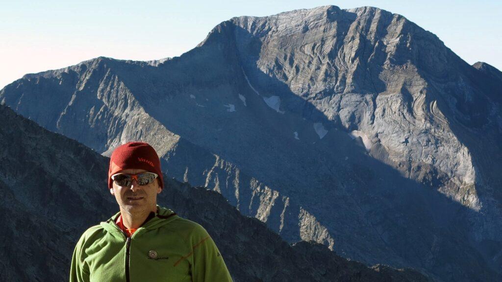 guía de alta montaña Pirineos y Alpes